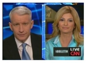 Lisa Bloom appears on CNN with Anderson Cooper