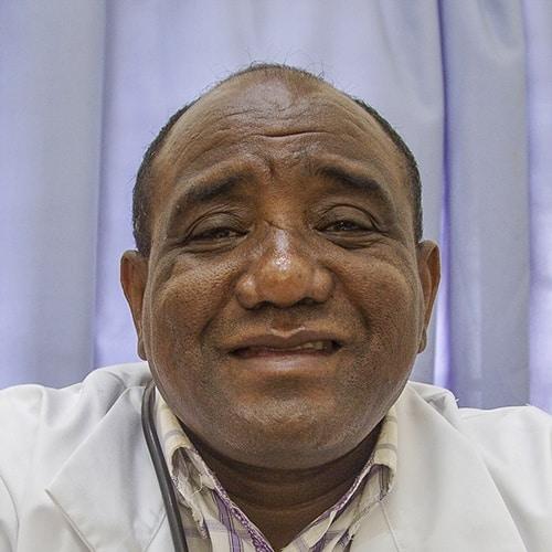Dr Benjamin - Madagascar