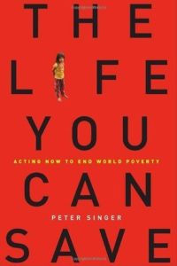 The Life You Can Save Book